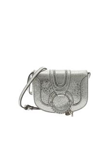 See by Chloé - Mini Hana See By Chloè silver bag