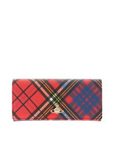 Vivienne Westwood  - Derby Classic Vievienne Westwood check wallet