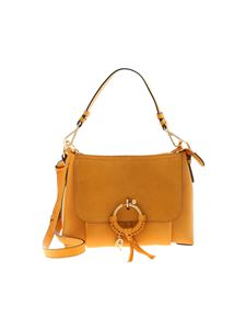 See by Chloé - See By Chloè Joan small yellow bag