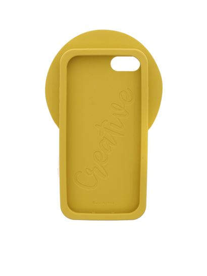 See by Chloé - Light bulb yellow cover for iPhone 6/7/8