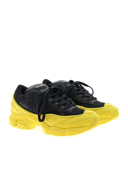 3eebc3be1f4604 Adidas by Raf Simons Fall Winter 18 19 rs ozweego blue sneakers - F34267