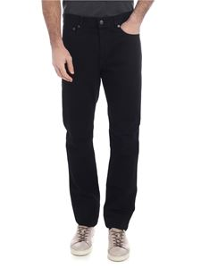 Givenchy - Jeans Straight Leg nero