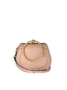 Chloé - Nile small bag with golden bracelet