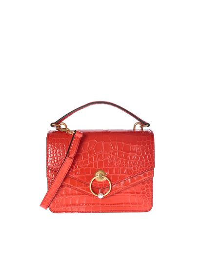 28f943aba46b Mulberry Spring Summer 2019 harlow satchel red bag - HH5466 059L665