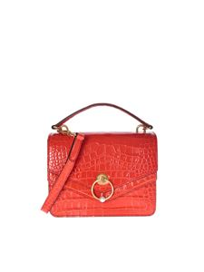 Mulberry - Harlow satchel red bag