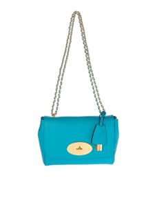 Mulberry - Lily light blue crossbody bag