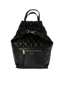 Givenchy - Duo Shopper Givenchy black backpack