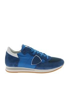 Philippe Model - Tropez L Mondial ocean sneakers