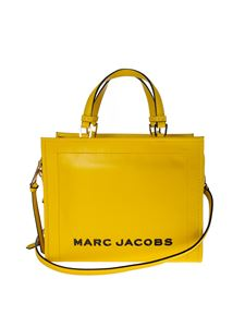 Marc by Marc Jacobs - The Box Shopper yellow bag
