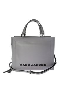 Marc by Marc Jacobs - The Box Shopper grey bag