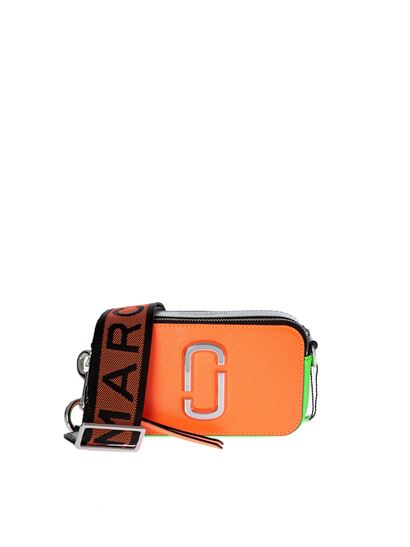 0f7694be8e20 Marc by Marc Jacobs Spring Summer 2019 snapshot camera orange bag ...