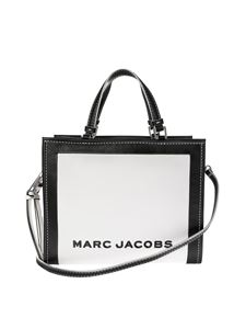 Marc by Marc Jacobs - The Box white leather bag