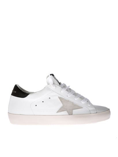 Golden Goose Deluxe Brand - White Superstar sneakers