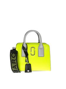 Marc by Marc Jacobs - Little Big Shot neon yellow bag