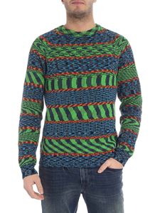 Missoni - Multicolor cotton pullover