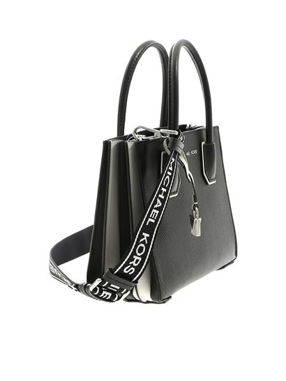 Michael Kors - Mercer black tote bag