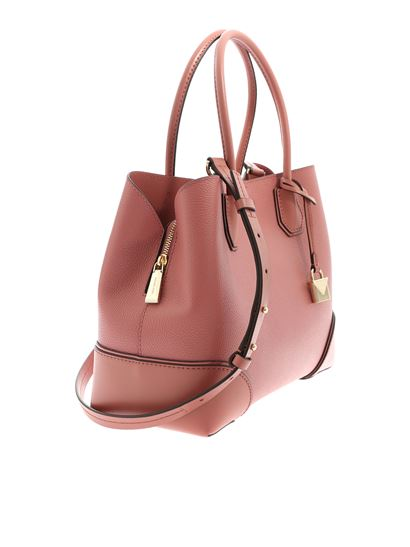 Michael Kors - Mercer Gallery Michael Kors pink bag