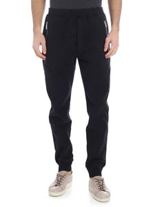 Dsquared2 - Black cotton sweatpants