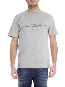 Golden Goose Deluxe Brand - Golden Reversed logo t-shirt