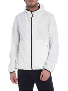 Herno - Hooded jacket white