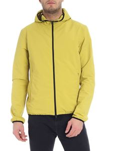 Herno - Herno hooded jacket yellow