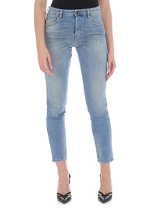 Diesel - Babhila light blue jeans