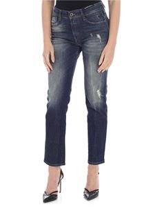 Diesel - D Rifty blue jeans with vintage effect