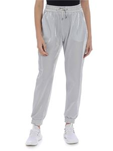 Pinko - Accaparrare silver trousers