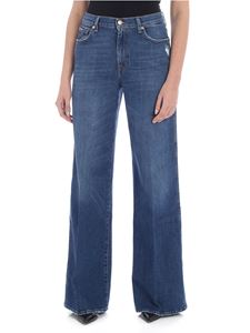 7 For All Mankind - Blue Lotta jeans