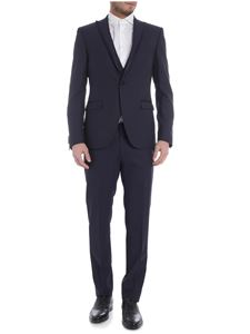 Collection Corneliani - Blue button suit