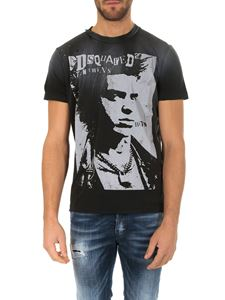 Dsquared2 - Dsquared2 Caten Twins Bitch T-shirt