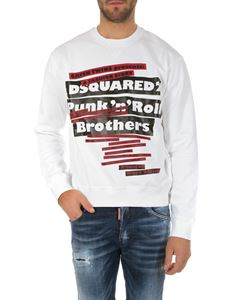 Dsquared2 - Felpa Dsquared2 Punk'n'Roll Brothers
