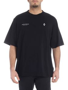 Marcelo Burlon - Marcelo Burlon Punch t-shirt in black