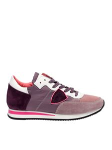 Philippe Model - Tropez L sneakers in purple