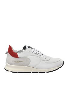 Philippe Model - Montecarlo L white sneakers