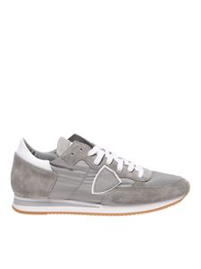Philippe Model - Tropez L grey basic sneakers
