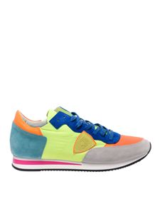 Philippe Model - Multicolor L Mundial Pop sneakers