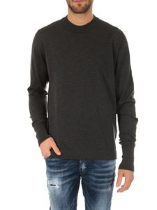 Golden Goose Deluxe Brand - Andrew gray and blue sweater