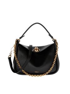 Mulberry - Small Leighton shoulder bag in black leather