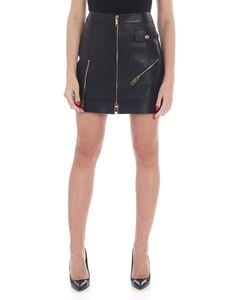 Versus Versace - Versus Versace skirt in black leather