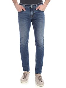 Department 5 - 5-pocket blue Skeith jeans