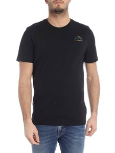 The North Face - Black T-shirt with The North Face logo