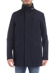 Woolrich - Stand Up Gototex down jacket