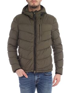 Woolrich - Sundance green down jacket