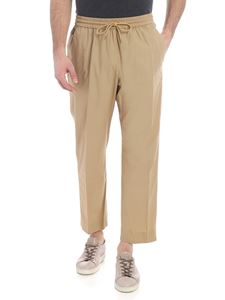 Kenzo - Beige Jog trousers with drawstring