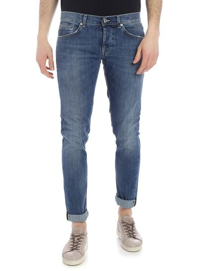 Dondup - George jeans in light blue