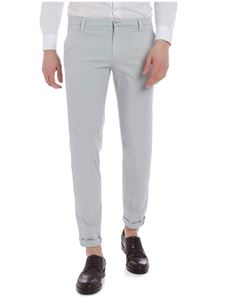 Dondup - Gaubert trousers in ice-colored