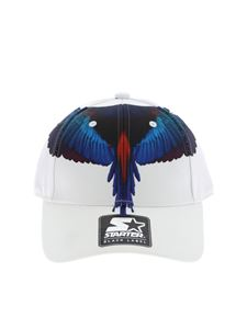 Marcelo Burlon Kids - White Wings Colors cap