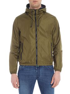 Fay - Green water repellent jacket