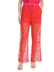 Pinko - Noto red trousers